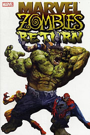 Marvel Zombies Return HC (Oversized) (Hardcover) Books