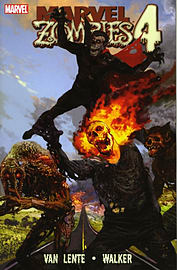 Marvel Zombies 4 TPB (Graphic Novel Pb) (Paperback) Books