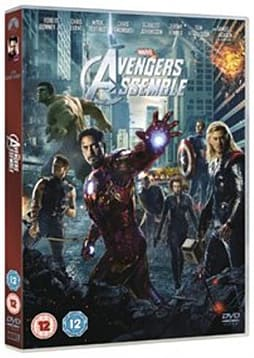 Marvel's Avengers Assemble [DVD] DVD