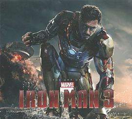 Marvel's Iron Man 3: The Art of the Movie Slipcase (Hardcover) Books