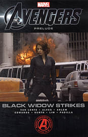 Marvel's The Avengers: Black Widow Strikes (Paperback) Books