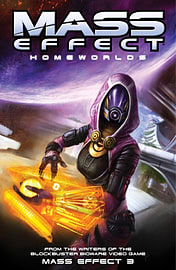 Mass Effect Volume 4: Homeworlds (Paperback) Books