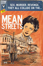 Mean Streets (Paperback) Books