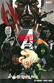 Mighty Avengers Volume 1: No Single Hero (Paperback) Books