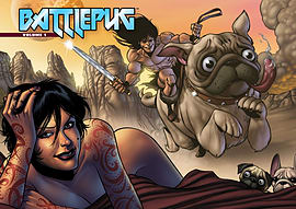 Mike Norton's Battlepug (Hardcover) Books