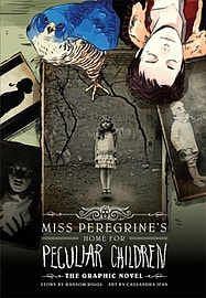 Miss Peregrine's Home For Peculiar Children: The Graphic Novel (Hardcover) Books