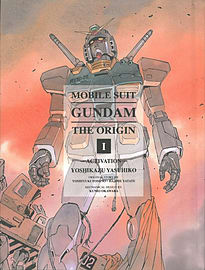 Mobile Suit Gundam: The Origin 1 (Hardcover) Books
