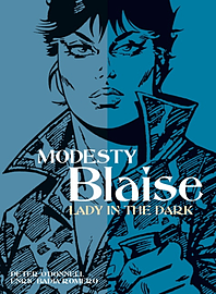Modesty Blaise - Lady In The Dark (Paperback) Books