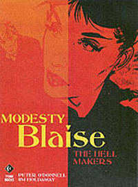 Modesty Blaise: Hell Makers (Paperback) Books
