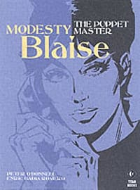 Modesty Blaise: The Puppet Master (Paperback) Books