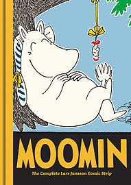 Moomin, Book 8: The Complete Lars Jansson Comic Strip (Hardcover) Books
