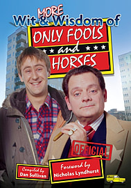 More Wit & Wisdom of Only Fools & Horses (Paperback) Books