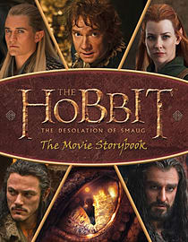 Movie Storybook (The Hobbit: The Desolation of Smaug) (Paperback) Books