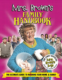Mrs Brown's Family Handbook (Hardcover) Books