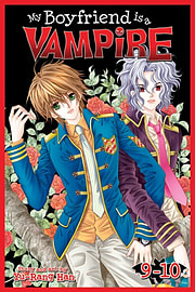 My Boyfriend Is a Vampire Vol. 9-10 (Paperback) Books