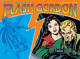 MAC RABOY'S FLASH GORDON Books