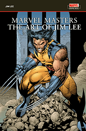 MARVEL MASTERS THE ART OF JIM LEE Books