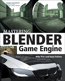 MASTERING BLENDER GAME ENGINE Books
