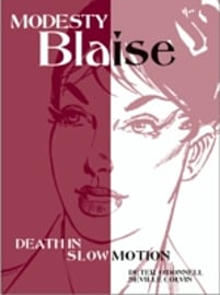 MODESTY BLAISE DEATH IN SLOW MOTION Books
