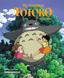 MY NEIGHBOR TOTORO PICTURE BOOK Books