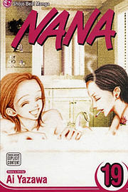 Nana volume 19 (Paperback) Books
