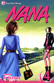 Nana, Vol. 4 (v. 4) (Paperback) Books
