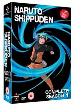Naruto Shippuden - Series 1 [DVD] [2007] DVD