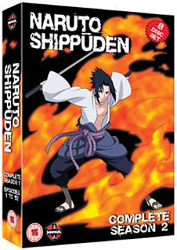 Naruto Shippuden - Series 2 [DVD] DVD