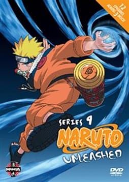 Naruto Unleashed - Series 9 - The Final Episodes [DVD] [2002] DVD