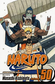 Naruto Vol 50 (Paperback) Books