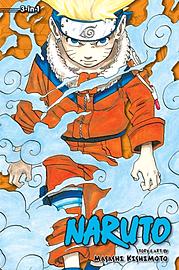 Naruto 3-in-1 Edition 1 (Paperback) Books