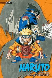 Naruto 3-in-1 Edition 3 (Paperback) Books