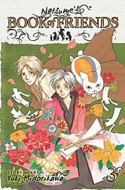 Natsume's Book of Friends Vol 3 (Paperback) Books