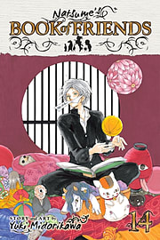 Natsume's Book of Friends 14 (Paperback) Books