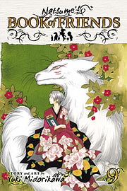 Natsume's Book of Friends 9 (Paperback) Books