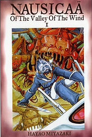 Nausicaa of the Valley of the Wind Volume 1 (Nausicaa of the Valley of the Wind) (Paperback) Books