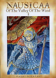 Nausicaa of the Valley of the Wind volume 3 (Paperback) Books