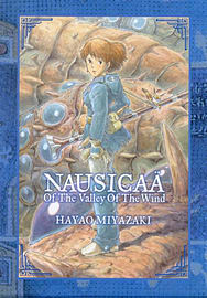 Nausicaa of the Valley of the Wind Box Set (Hardcover) Books