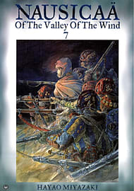 Nausicaa of the Valley of the Wind Volume 7 (Nausicaa of the Valley of the Wind) (Paperback) Books