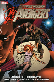 New Avengers by Brian Michael Bendis - Volume 5 (Hardcover) Books
