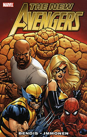 New Avengers by Brian Michael Bendis Volume 1 (Paperback) Books