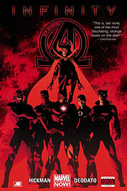 New Avengers Vol. 2: Infinity Premiere (Hardcover) Books
