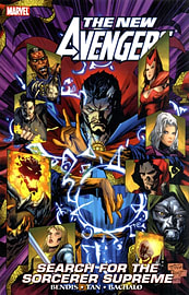 New Avengers Volume 11: Search For The Sorcerer Supreme TPB (Graphic Novel Pb) (Paperback) Books