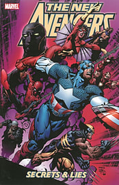 New Avengers Volume 3: Secrets And Lies TPB: Secrets and Lies v. 3 (Graphic Novel Pb) (Paperback) Books