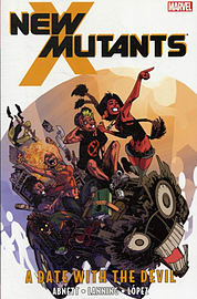New Mutants vol. 5: A Date with the Devil (Paperback) Books