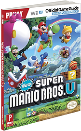 New Super Mario Bros. U: Prima Official Game Guide (Paperback) Books