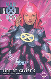 New X-men: Riot at Xavier's Vol. 4 (Paperback) Books