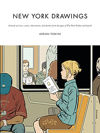 New York Drawings (Hardcover) Books