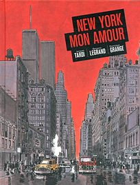 New York Mon Amour (Hardcover) Books