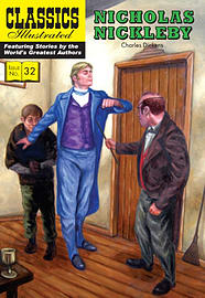 Nicholas Nickleby (Classics Illustrated) (Paperback) Books